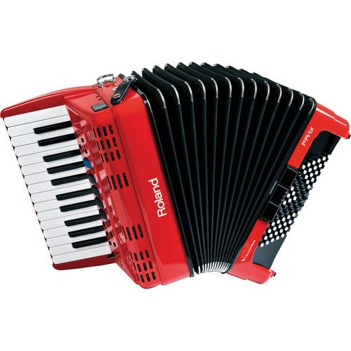 Roland  FR-1x V-Accordion (Red) FR-1X-RD