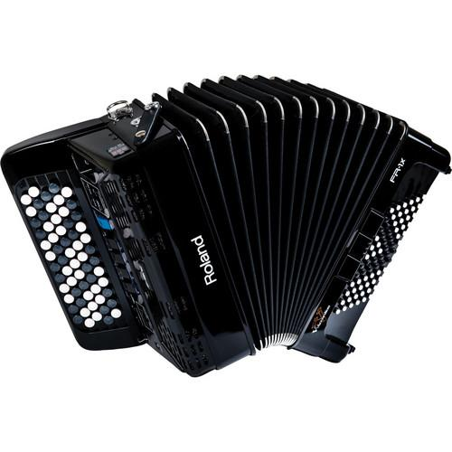 Roland  FR-1xb V-Accordion (Black) FR-1XB-BK