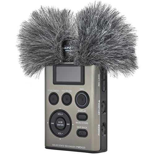 Rycote Rycote Mini Windjammer for Marantz PMD620 055369
