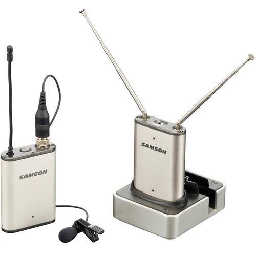 Samson AirLine Micro Camera Wireless System SWAM2SLM10 N1