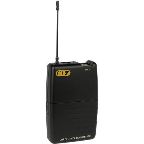 Samson  CT7 Portable Wireless Bodypack SW77T00N1