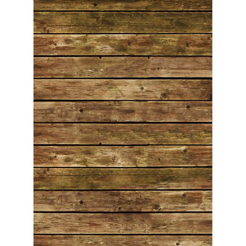 Savage  Floor Drop 5 x 7' (Worn Planks) FD12257