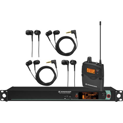Sennheiser Single Channel Stereo IEM System A 2000IEM1-A