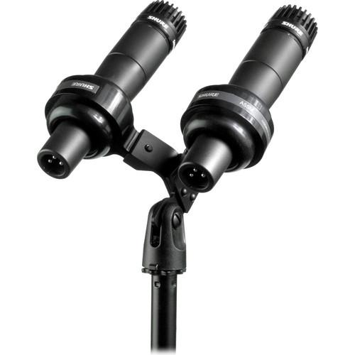 Shure  Dual Microphone Holder for SM57 VIP55SM