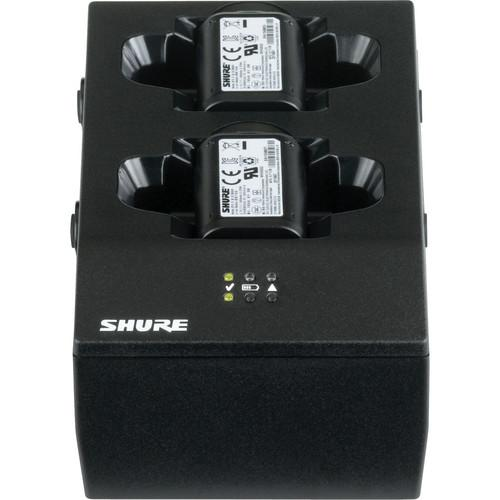 Shure SBC200 Dual-Docking Battery Charger Without Power SBC200