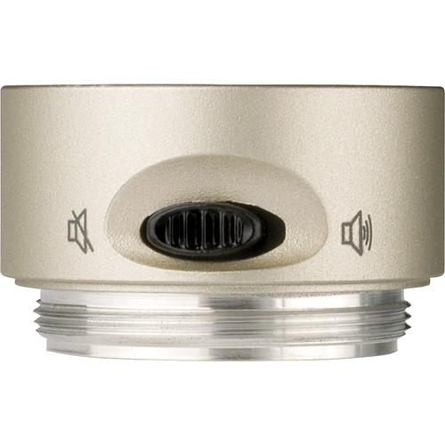 Shure UAMS Passive Modular Mute Switch (Champagne) UAMS/SL