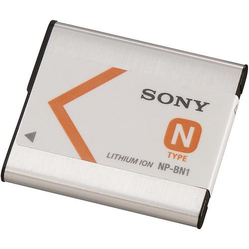 Sony NP-BN1 Rechargeable Lithium-ion Battery Pack NPBN1