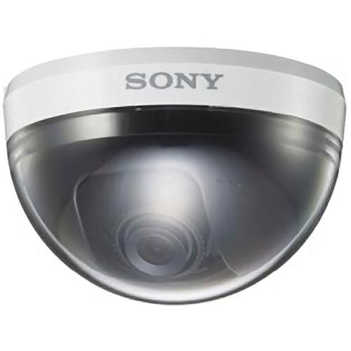 Sony SSCN11A Analog Color Mini-Dome Camera with High SSC-N11A