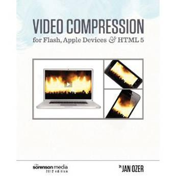 Sorenson Media Book: Video Compression for Flash, Apple 20850-BK