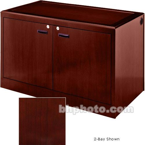 Sound-Craft Systems 3-Bay Equipment Credenza - CRDZ3BVR