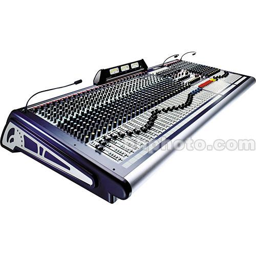 Soundcraft GB8 - Live Sound / Recording Console RW5695SM