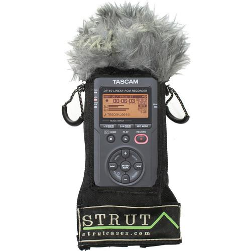 Strut STR-DR40WX Audio Case for Tascam DR-40 STR-DR40WX