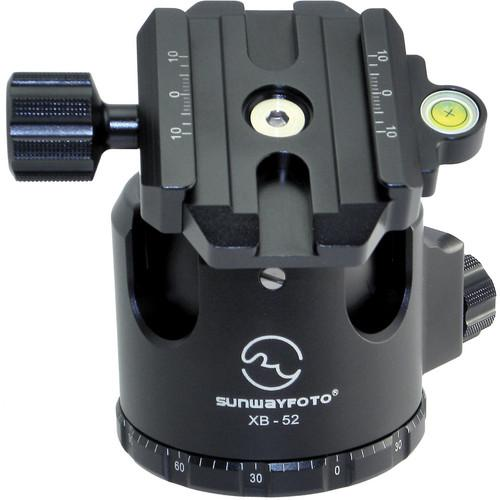 Sunwayfoto  XB-52 Low Profile Ball Head XB-52