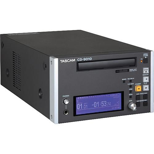Tascam  CD-9010 Broadcast CD Player CD-9010