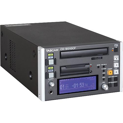 Tascam  CD-9010CF Broadcast CD Player CD-9010CF