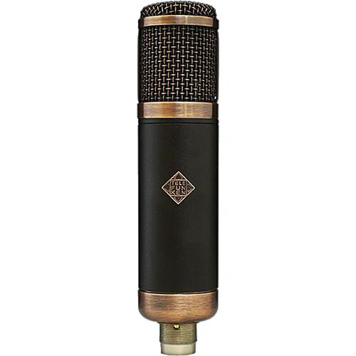 Telefunken CU-29 Copperhead Microphone   Grace Design M101