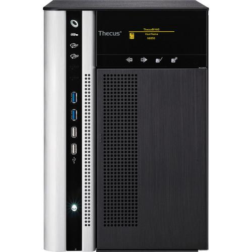 Thecus TopTower N6850 6 Bay 2 GB RAM 2.6 GHz Enterprise N6850