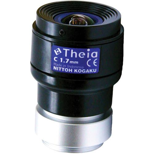 Theia Technologies C-Mount 1.68mm Day/Night Manual Iris MY110M
