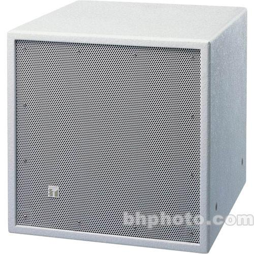 Toa Electronics  600W Subwoofer (white) FB-120W