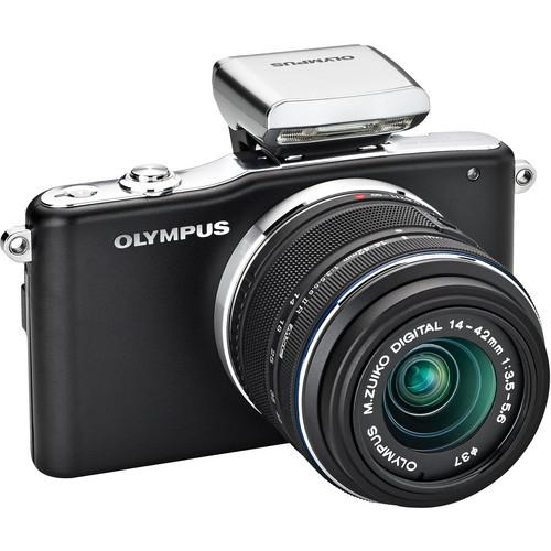 Used Olympus E-PM1 Mirrorless Micro Four Thirds V206011BU00B
