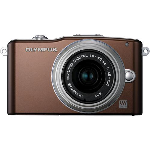 Used Olympus E-PM1 Mirrorless Micro Four Thirds V206011NU00B