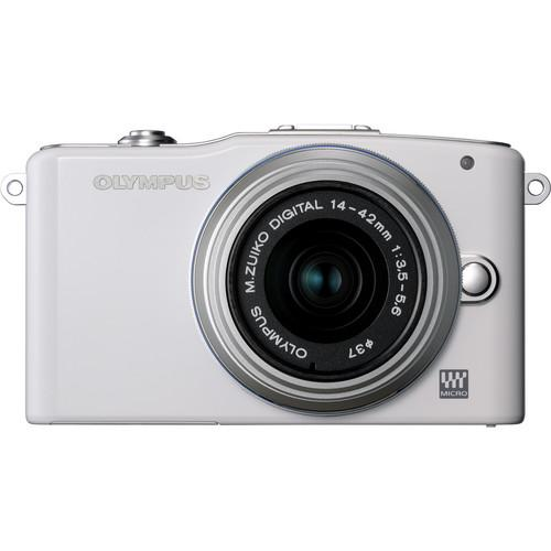 Used Olympus E-PM1 Mirrorless Micro Four Thirds V206011WU00B