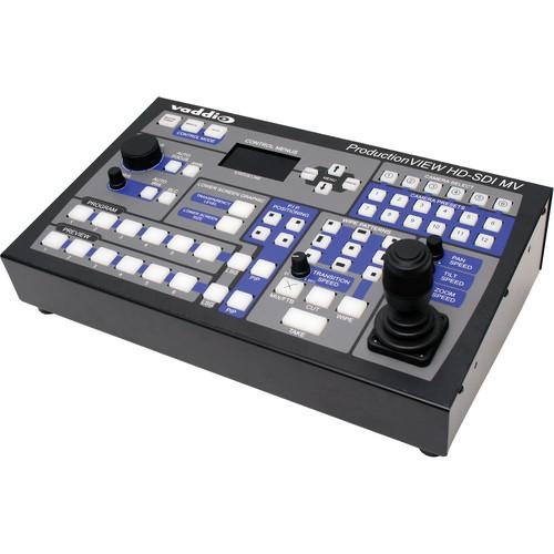 Vaddio ProductionVIEW HD-SDI Camera Control Console 999-5655-000