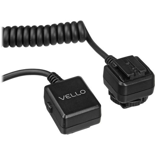 Vello Off-Camera TTL Flash Cord for Sony/Minolta Cameras OCS-S3