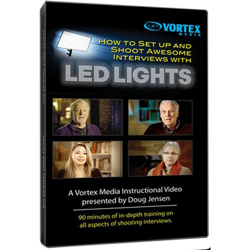 Vortex Media DVD-Video: How to Set Up and Shoot Awesome LEDDVD