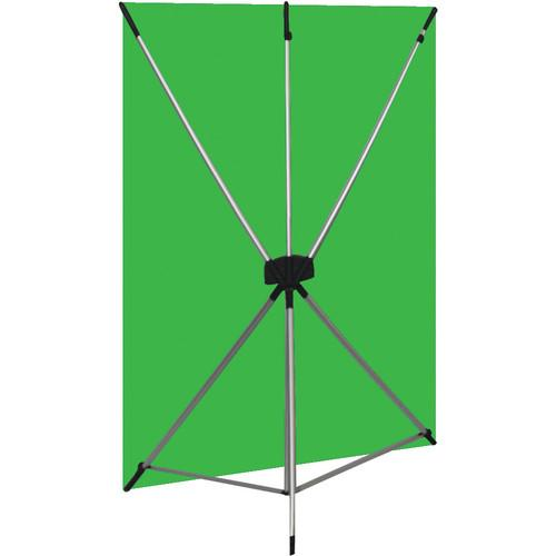 Westcott  X-Drop Kit (5 x 7', Green Screen) 579K