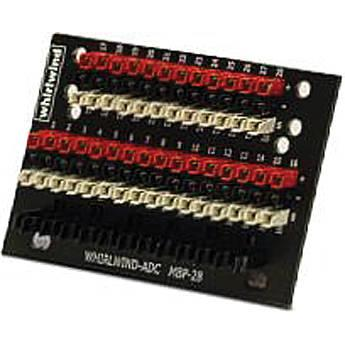 Whirlwind MPB-28 Mini Punch Block (28-Channel) MPB-28