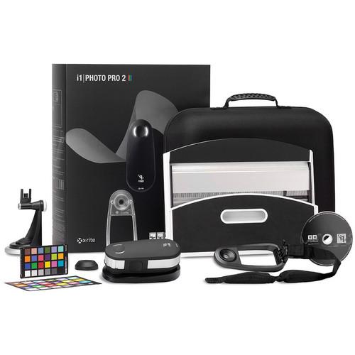 X-Rite  i1Photo Pro 2 Color Management Kit EO2PHO