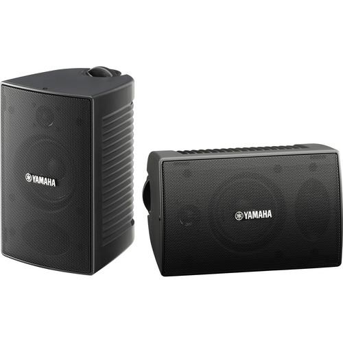 Yamaha NS-AW194 Outdoor Speakers (Pair, Black) NS-AW194BL