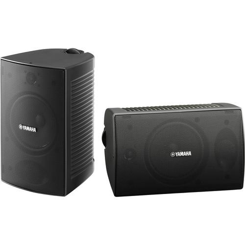 Yamaha NS-AW294 Outdoor Speakers (Pair, Black) NS-AW294BL