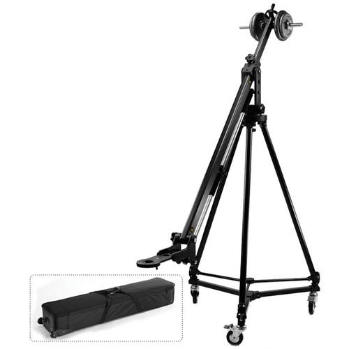 Acebil PRO3300 Jib-Arm with T1200 Tripod / D3 Dolly PRO3300 KIT