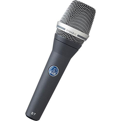 AKG D7 Dynamic Supercardioid Vocal Microphone 3139X00010