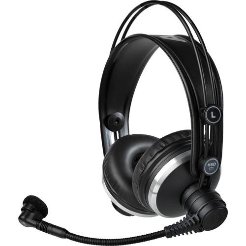 AKG HSD 171 Professional Headset with Dynamic 2955X00260