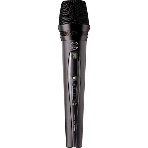 AKG Perception HT 45 Handheld Wireless Microphone 3246H00010