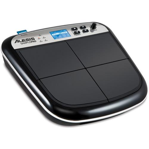 Alesis SamplePad Multi-Pad Sample Instrument SAMPLEPAD