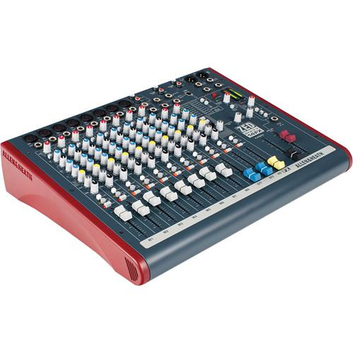 Allen & Heath ZED60-14FX Live and Studio Mixer AH-ZED-60/14FX