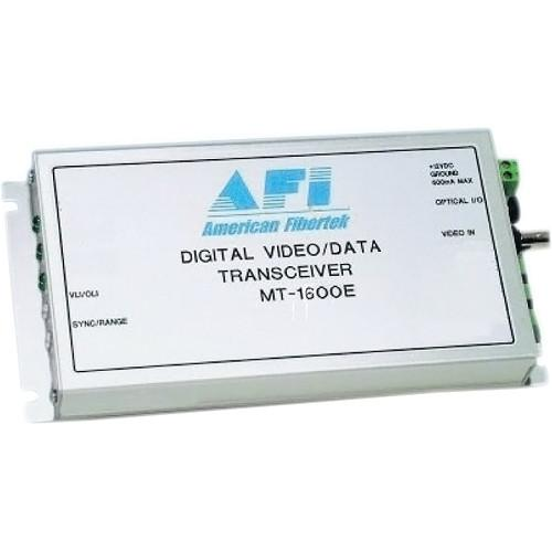 American Fibertek - AFI MT1600E Digital Video / Data MT1600E