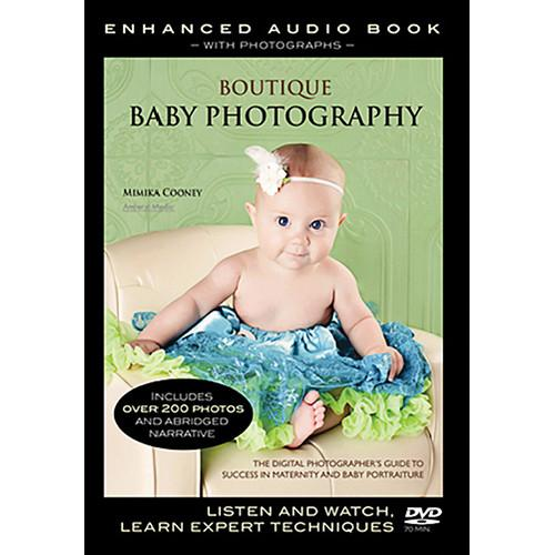 Amherst Media DVD: Boutique Baby Photography: The Digital 3001