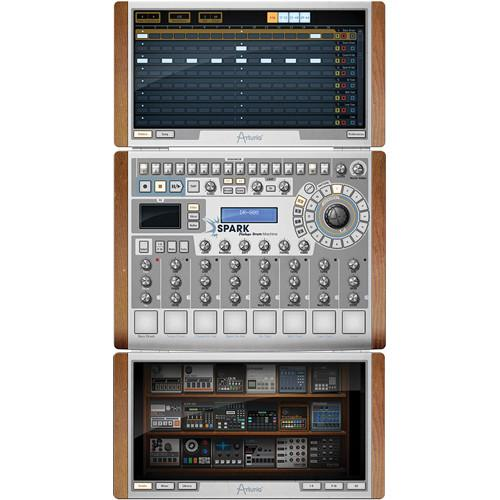 Arturia SPARK Vintage - Virtual Drum Machine 210309
