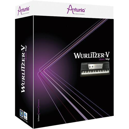 Arturia  Wurlitzer V - Virtual Instrument 210310