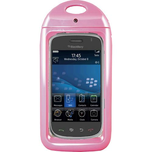 Aryca Wave Waterproof Smartphone Case (Pink) WSI3P