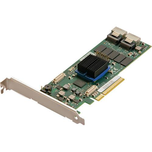 ATTO Technology ExpressSAS R608 8-Port Internal 6 ESAS-R608-C00