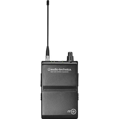 Audio-Technica M2R Receiver for Wireless In-Ear Monitoring M2RL