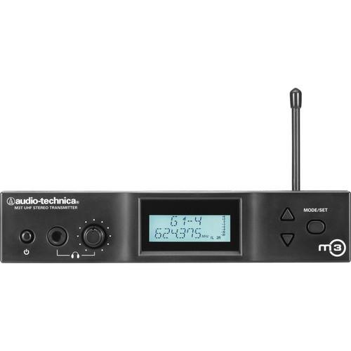 Audio-Technica M3T Stereo Transmitter (L- 575 to 608 MHz) M3TL