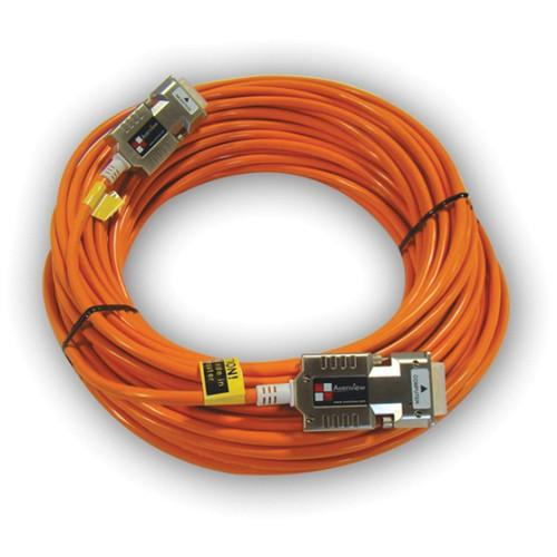 Avenview 49' (15 m) DVI-D Extender Over Fiber FO-DVI-15-MM