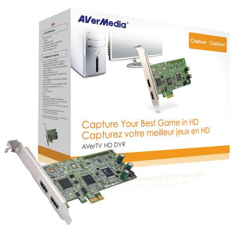 AVerMedia AVerTV HD Digital Video Recorder for PC MTVHDDVRR
